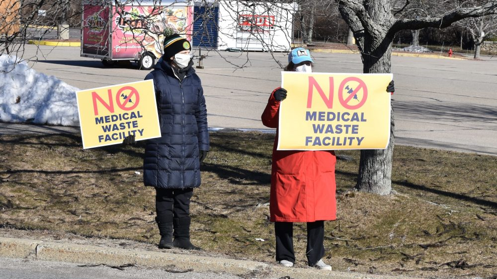 Local groups lead charge against medical waste to energy facilities in Rhode Island