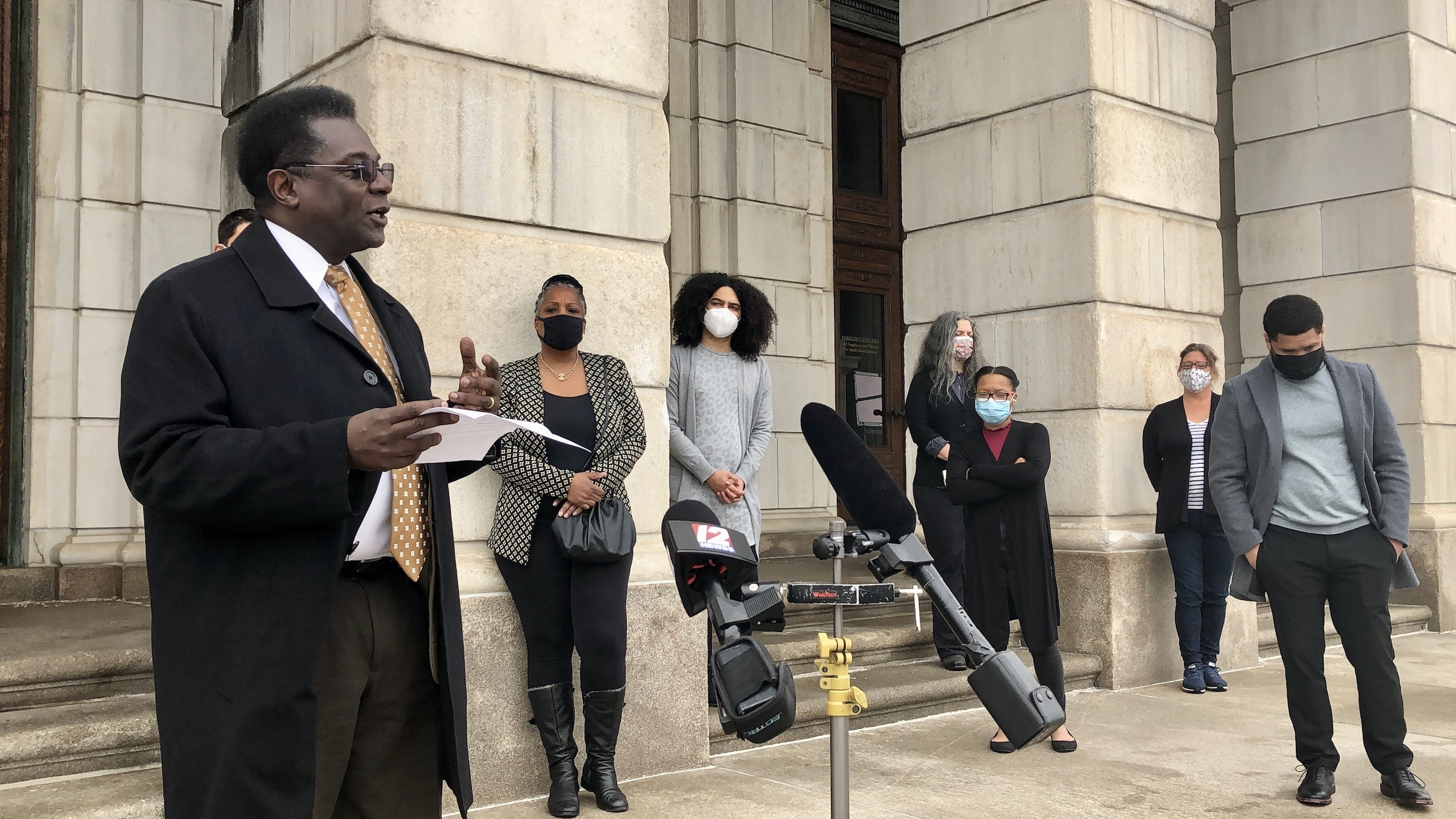 Photo for A call for vaccine justice from BIPOC community leaders