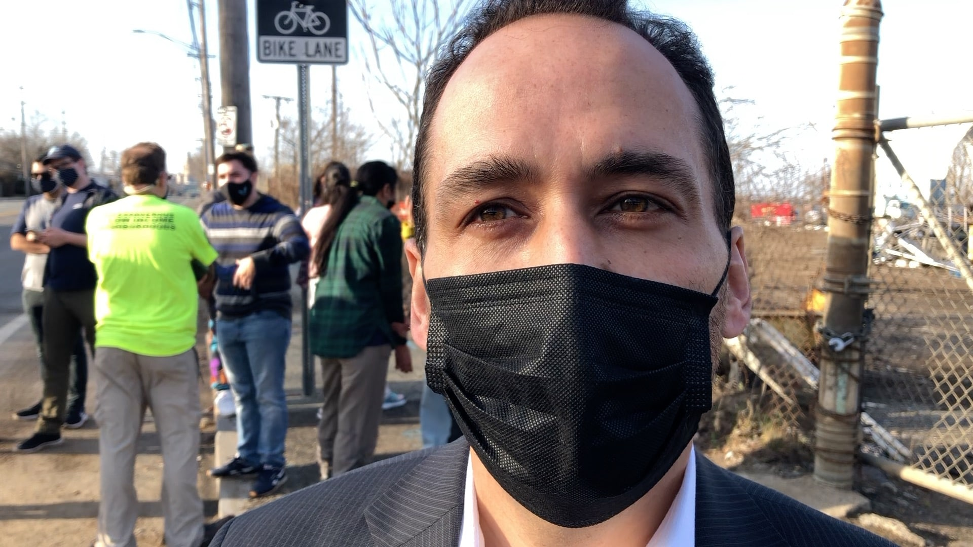 Photo for Interview: Gonzalo Cuervo is running for Mayor of Providence promising solutions, not talk