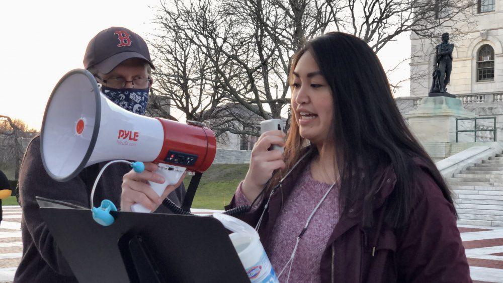 School teacher Geena Pham announces Senate District 3 run