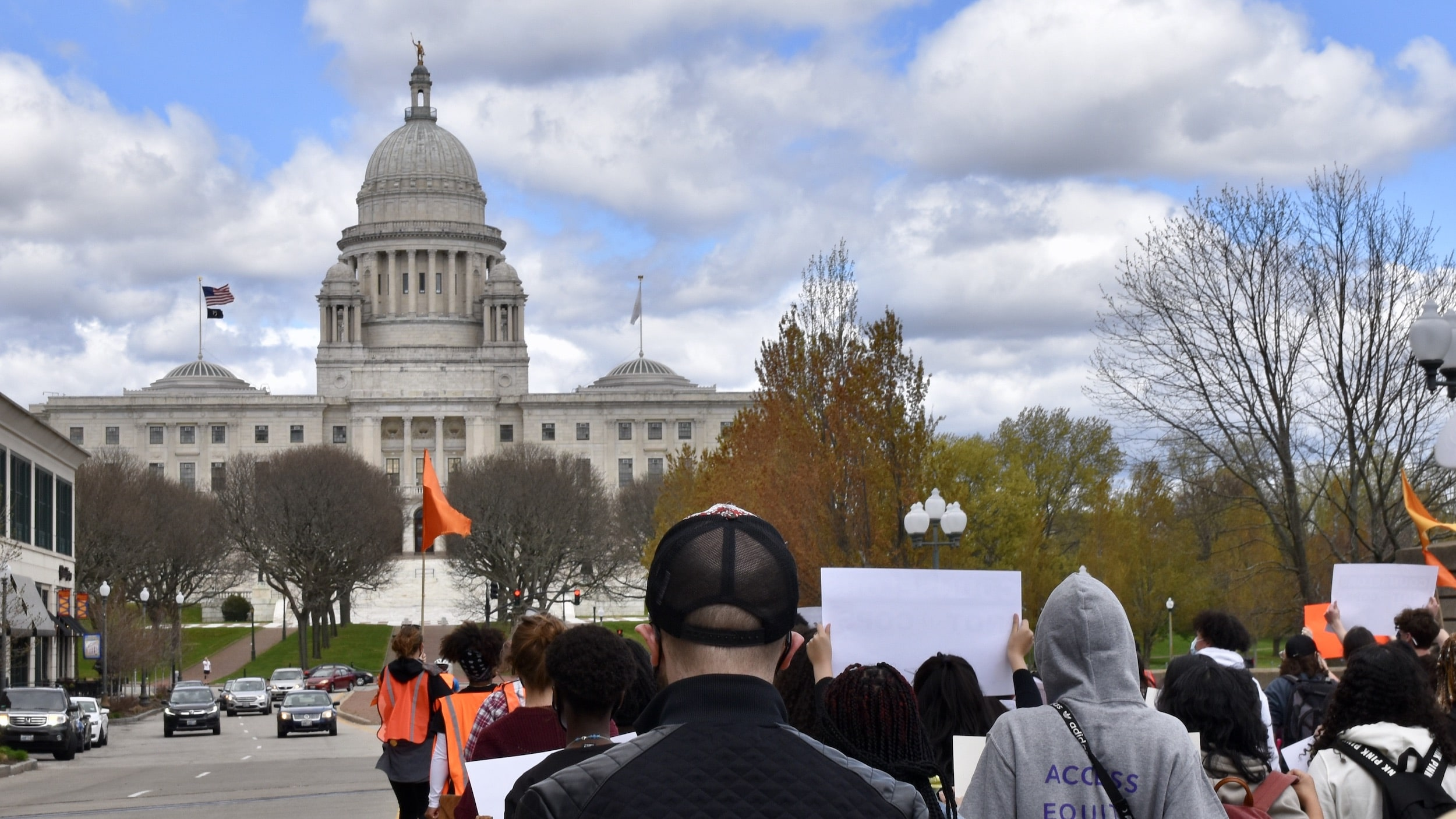 Photo for Rhode Island State House Wednesday, May 5, 2021