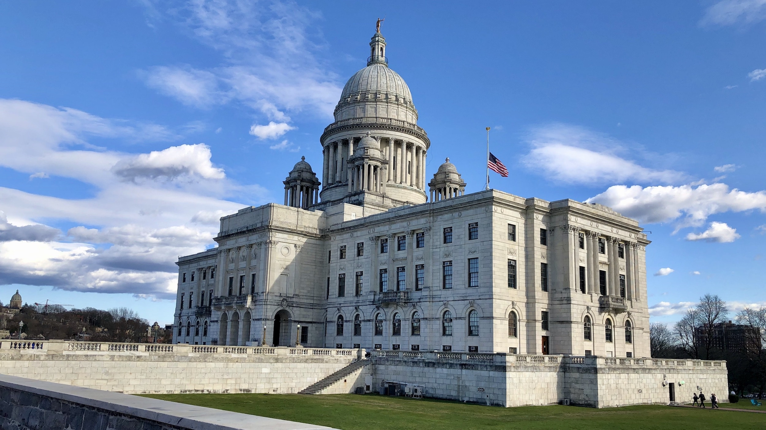 Photo for The next battle in Rhode Island: Redistricting