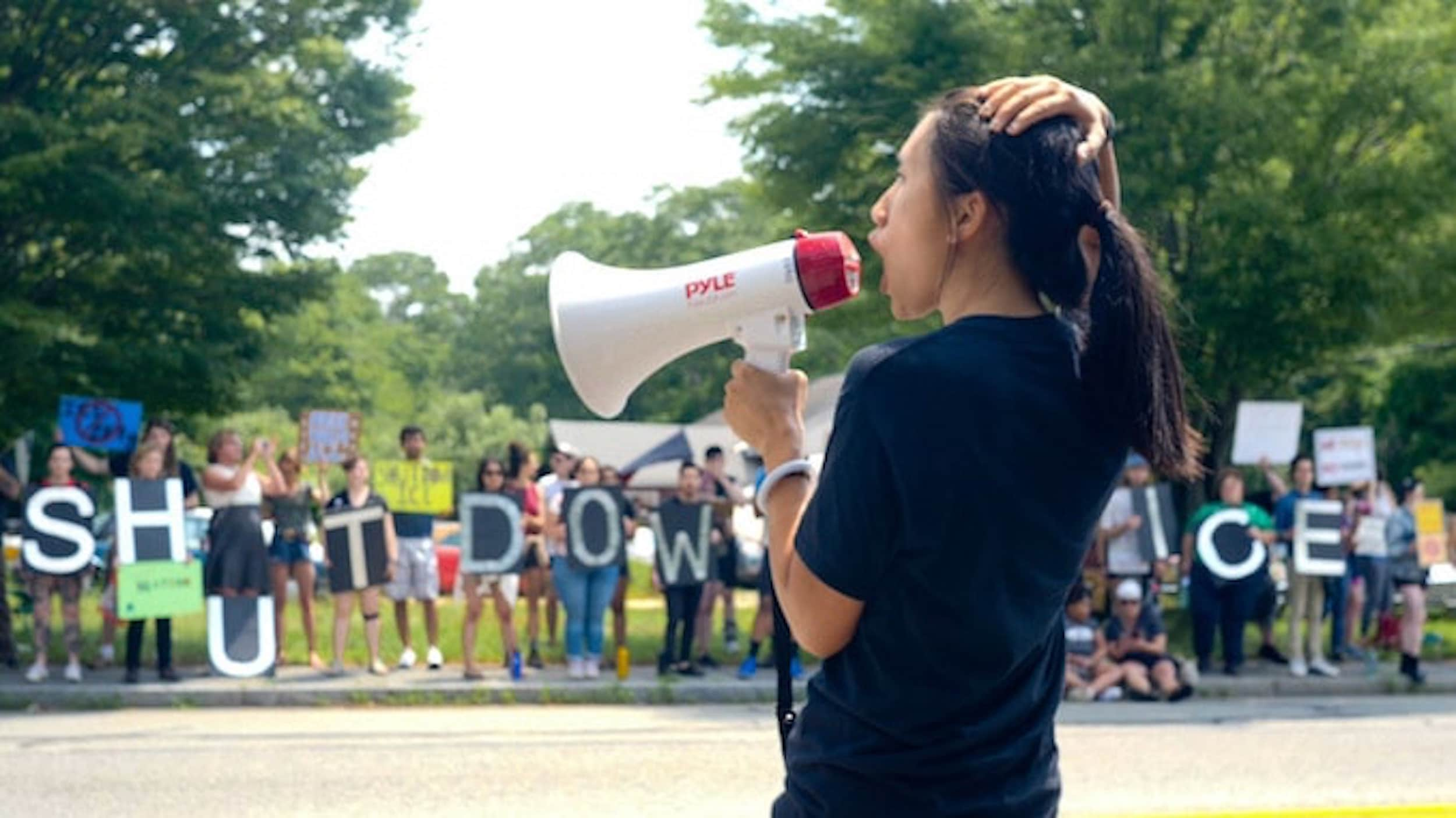 Photo for FANG announces end to ICE contracts in Bristol County, Massachusetts