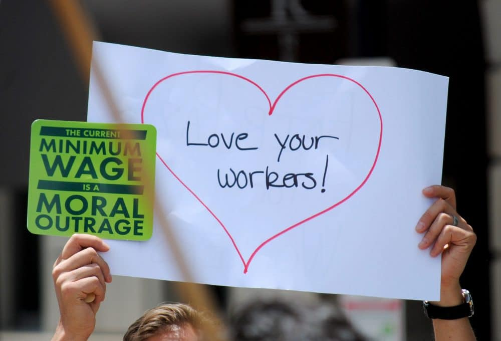 A $15 minimum wage is within Rhode Island's grasp – But there's more to do