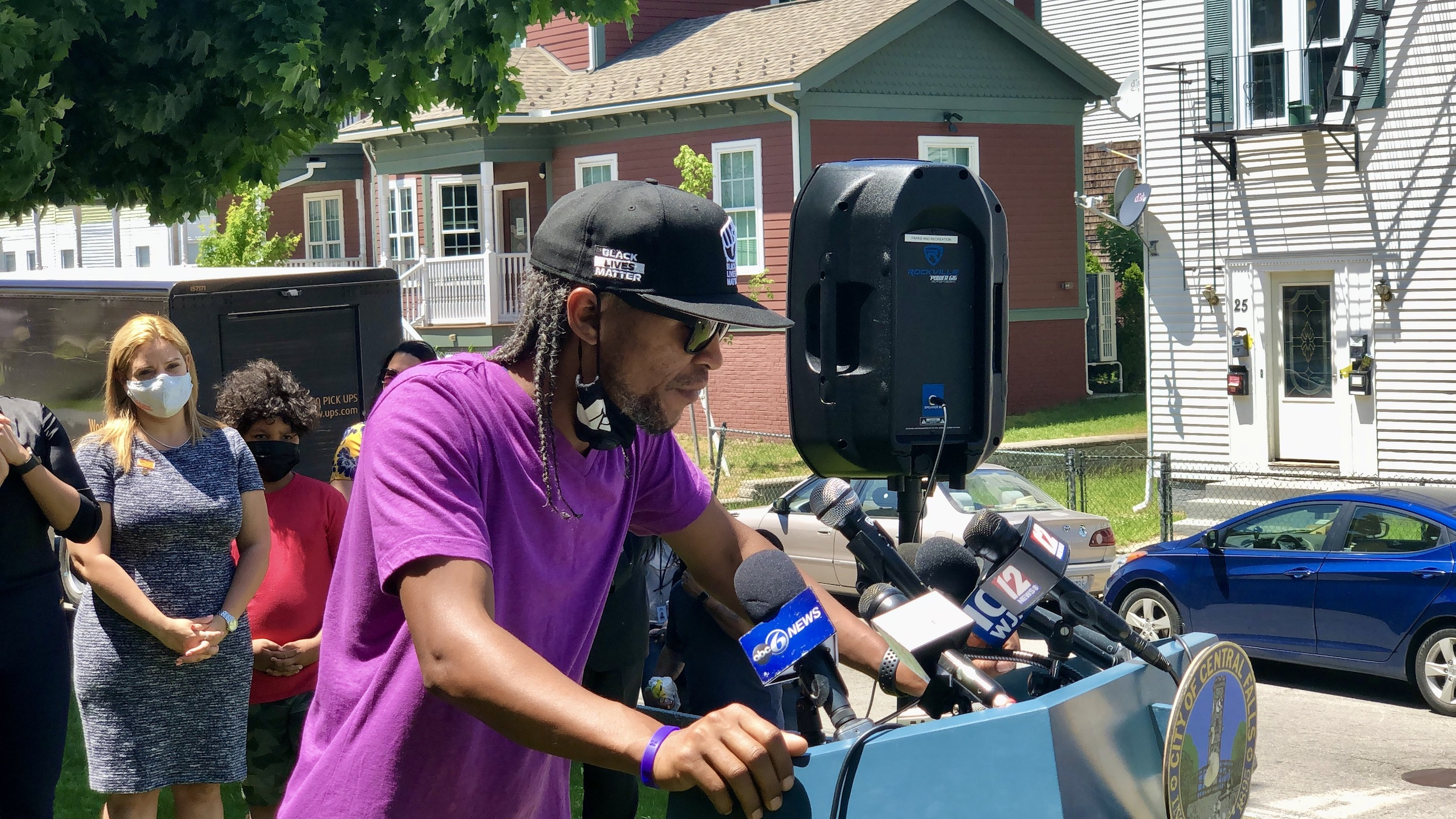 Photo for Central Falls announces new Nonviolence Outreach Specialist; initiatives to engage youth
