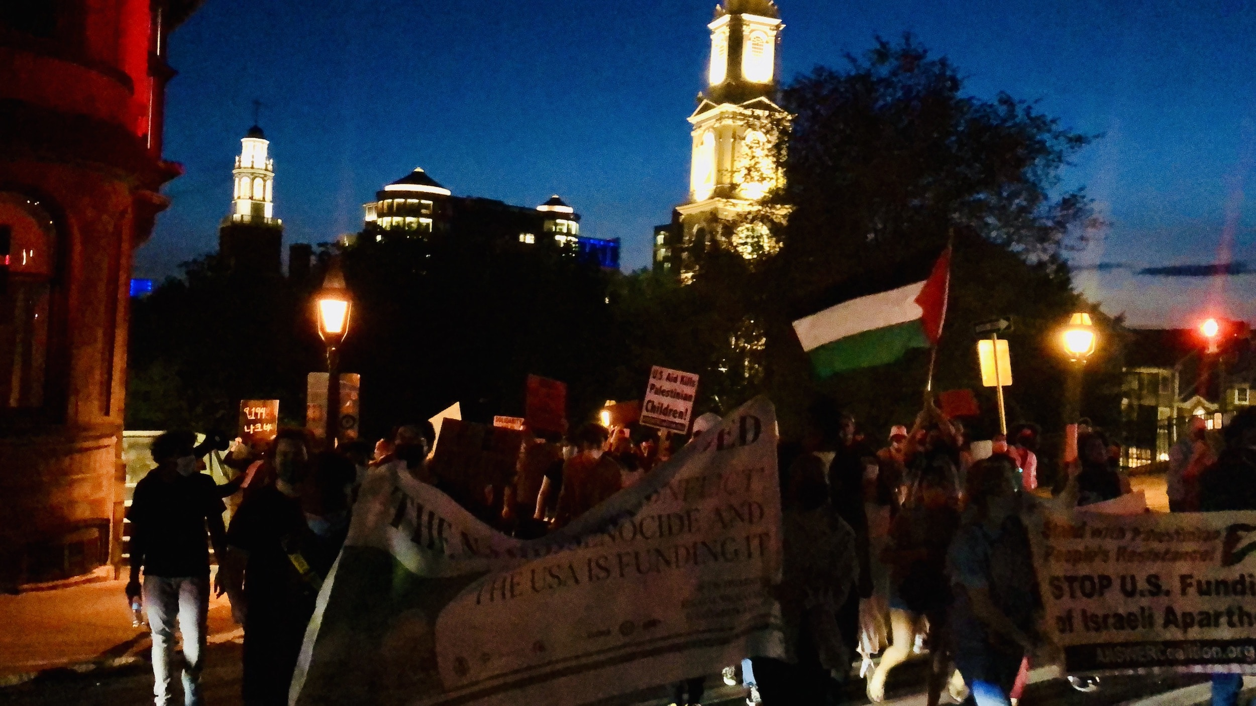 Photo for From Providence to Palestine a Rally for Sheikh Jarrah