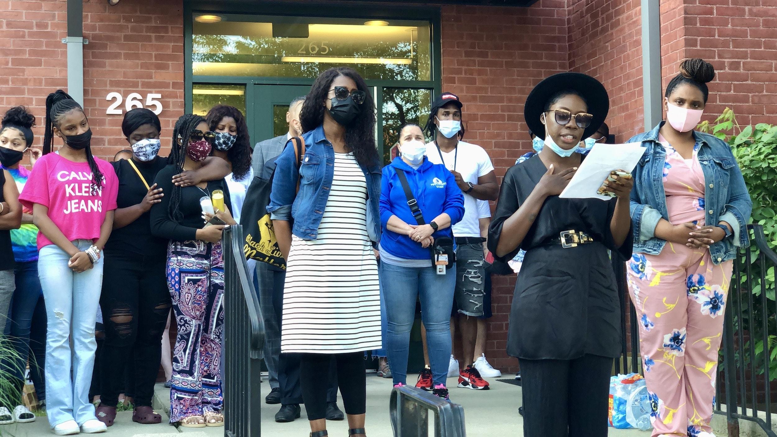 Photo for Remembering Tatyana Shawnte Francis: A celebration