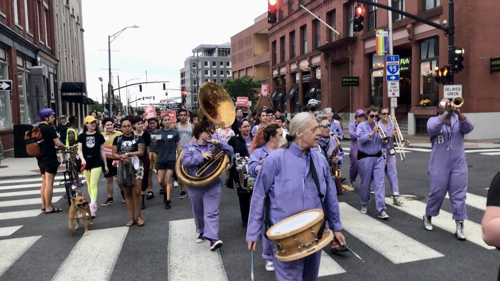 Providence's 3rd Annual DTPOC March