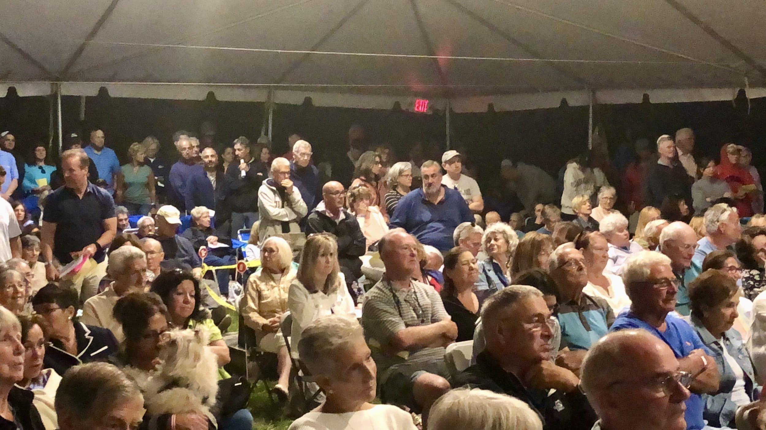 Photo for Bonnet Shores Fire District election night: Tradition, Swamp Yankees and archaic voting laws