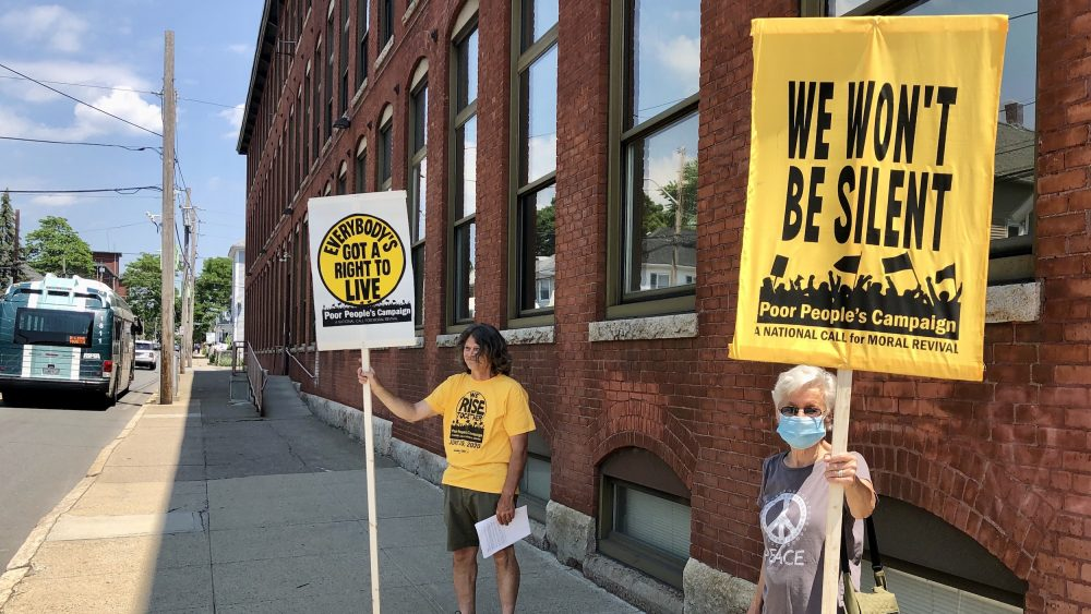RI Poor People's Campaign supports federal resolution to end poverty
