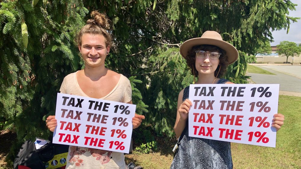Reclaim RI responds to House budget that refuses to increase taxes on the one percent