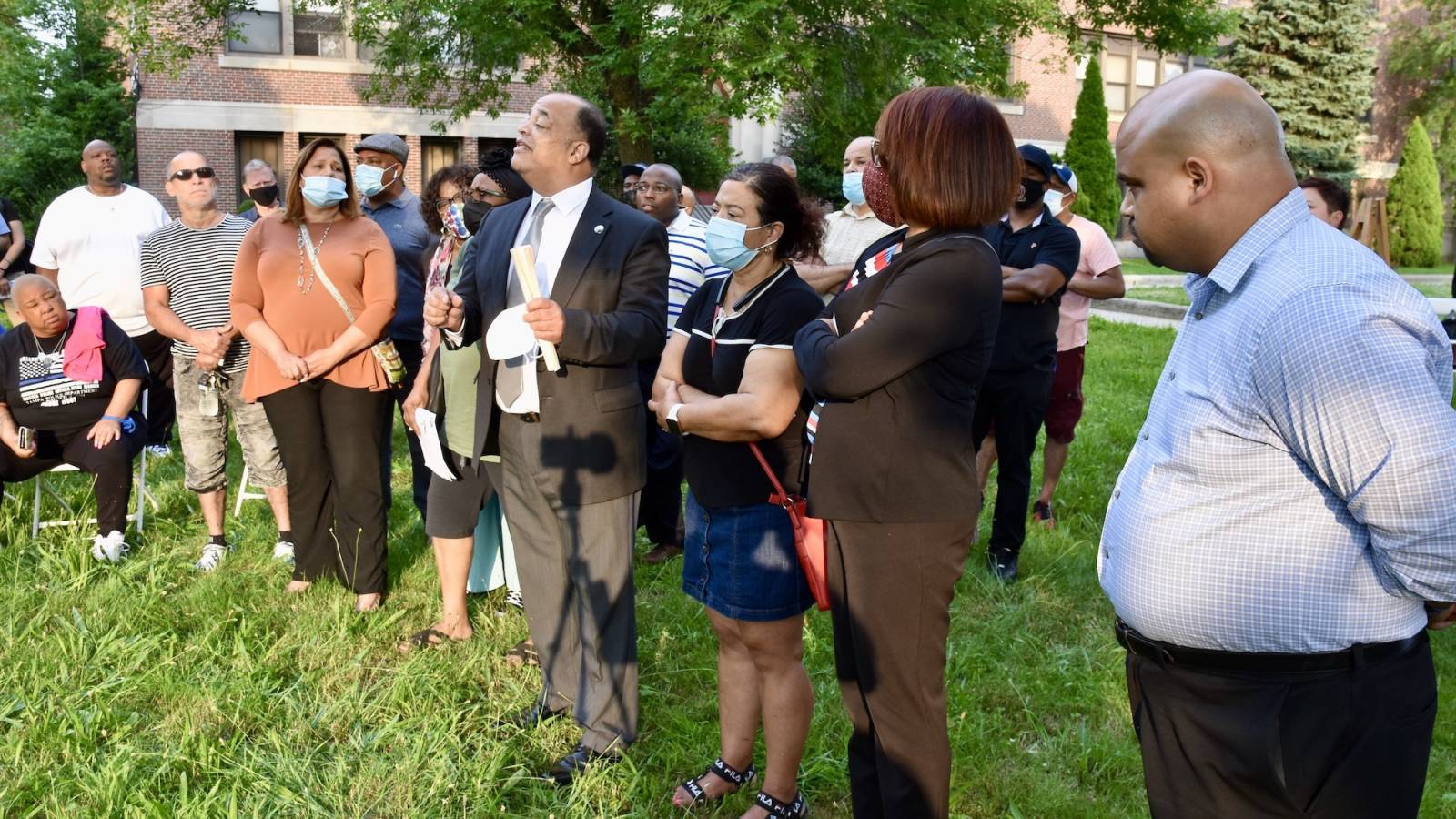 ECHO Village project vocally opposed by South PVD residents and politicians