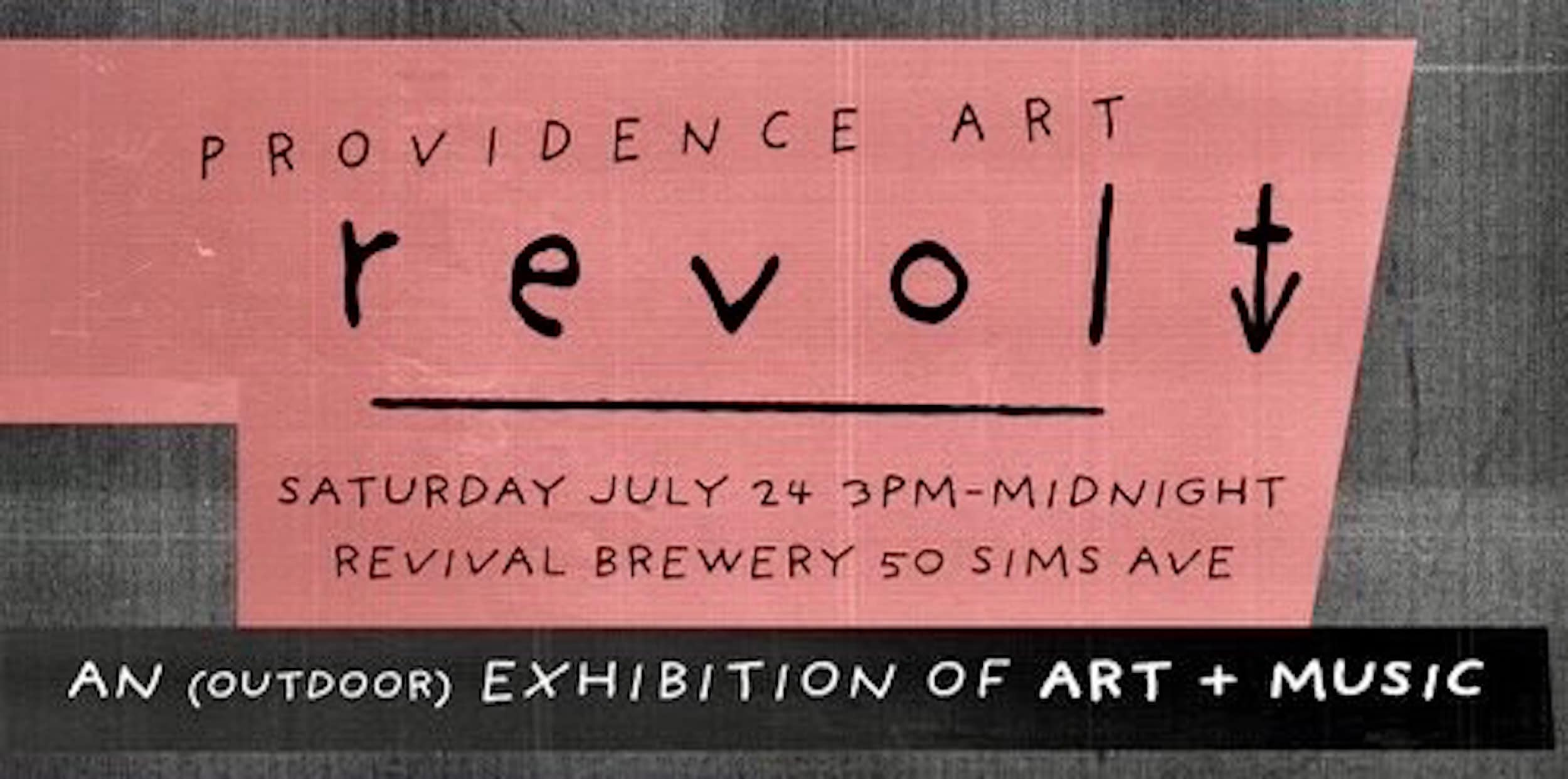 Photo for Art Revolt at Revival Brewery this Saturday