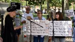 RI Poor People's Campaign demands support from Senators Reed and Whitehouse