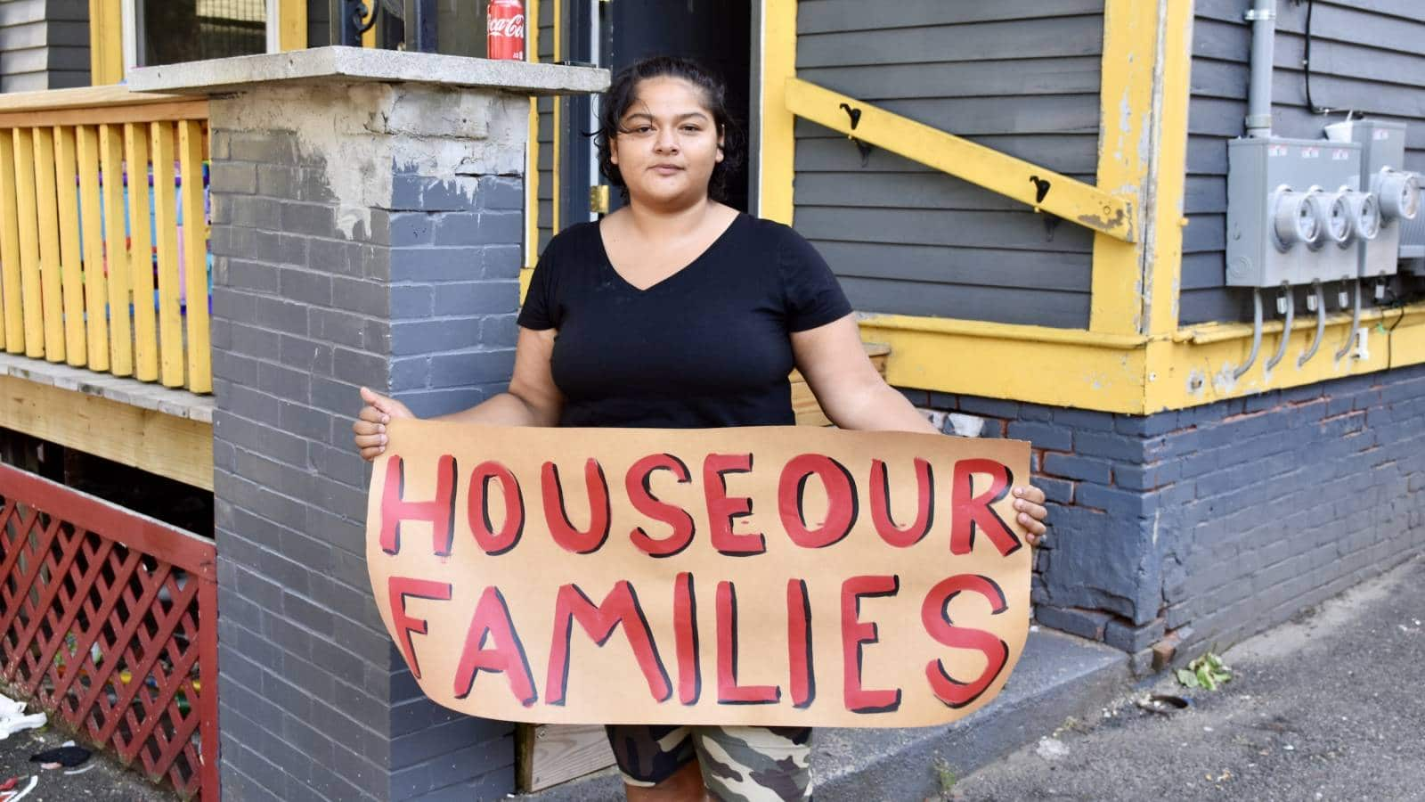 As eviction moratorium ends, renters begin to call out landlords