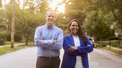 Matt Brown and Senator Mendes announce run for Governor and Lt Governor