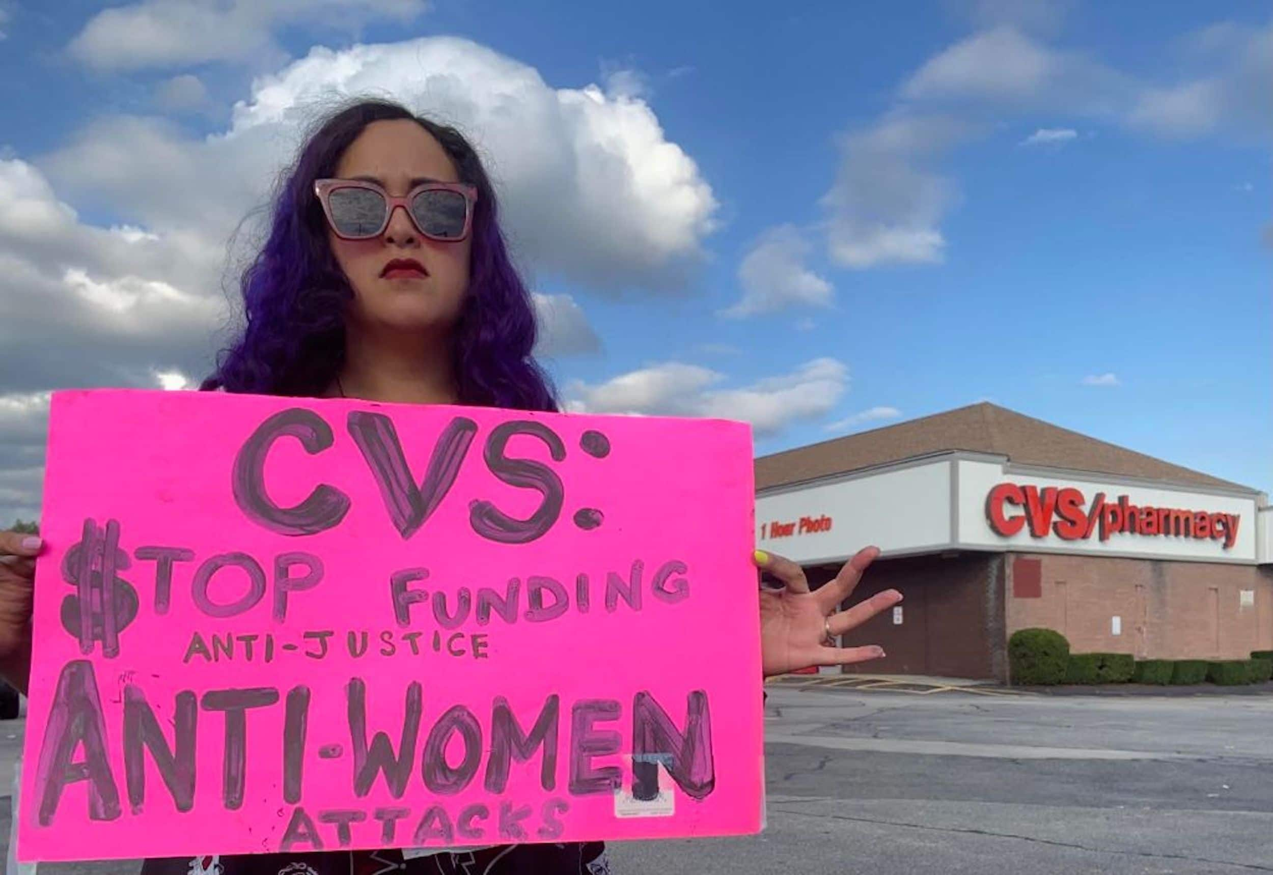 Photo for CVS funded anti-abortion Texas legislators – The Womxn Project calls for boycott