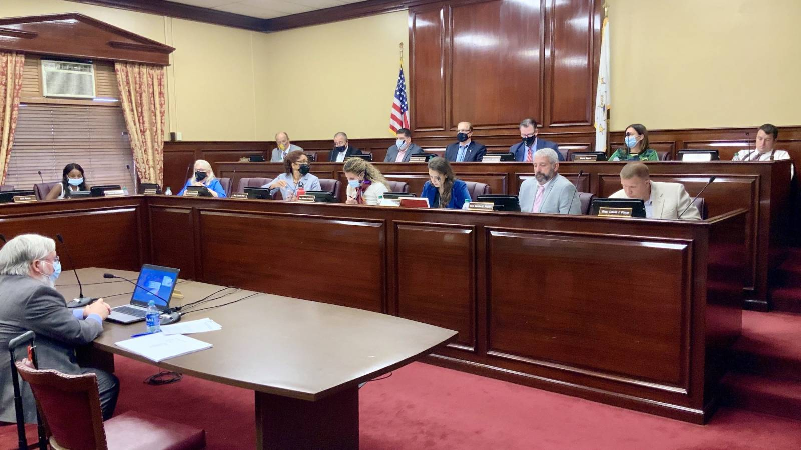 Rhode Island begins the process of redistricting