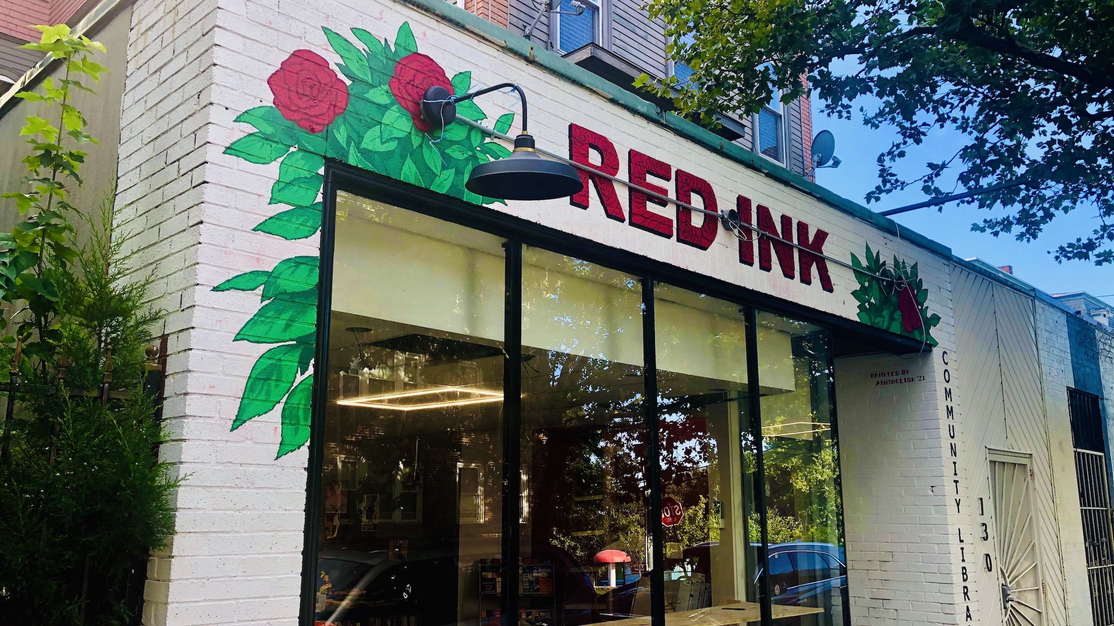 Photo for Red Ink Community Library, a 'socially conscious event space and reading room' opens Saturday