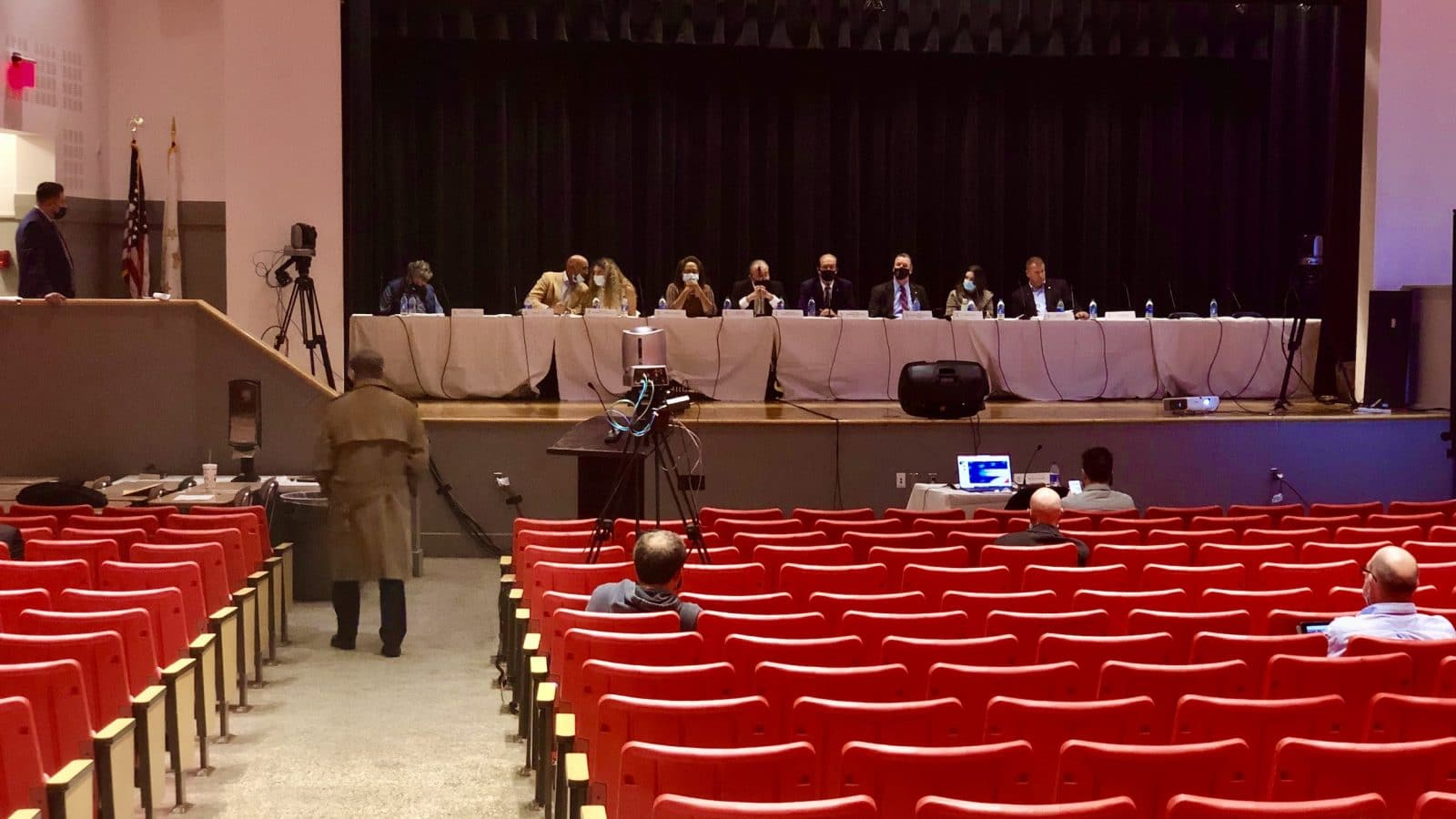 The RI Redistricting Commission hearing that wasn't