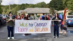 Smithfield's Walk for Diversity, Equity and Inclusion